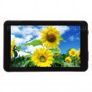 "IRULU eXpro x1s 7"" Black Tablet PC 1024*600 Android 4.4 Kitkat 8GB BT Quad Core"
