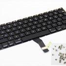 "New Apple Macbook Air 13"" A1466 EMC 2559 US Laptop Keyboard with Screws"