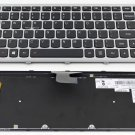 New OEM Lenovo Ideapad Z400T Z400A US Keyboard backlit MP-12J33USJ6861 T3F1B-US