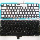 New Macbook Pro A1278 MD313 MD314 MD101 MD102 2011-12 US Laptop Keyboard 2 Pcs