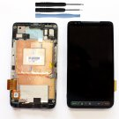 New HTC HD2 LCD Display Touch Screen Glass Digitizer Frame Assembly w/Tools