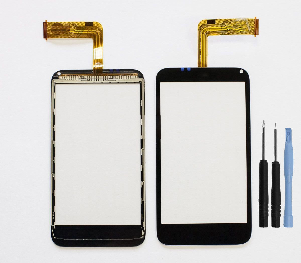 New Touch Screen Glass Digitizer Lens Front Panel HTC Droid Incredible 2 + Tools