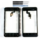 New LG Thrill 4G Optimus 3D P920 Touch Screen Glass Digitizer Frame Replacement