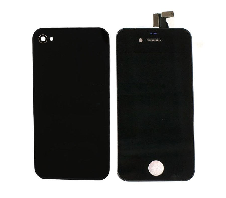 NEW iPhone 4 GSM Black LCD Display Touch Screen Glass Digitizer Panel Assembly