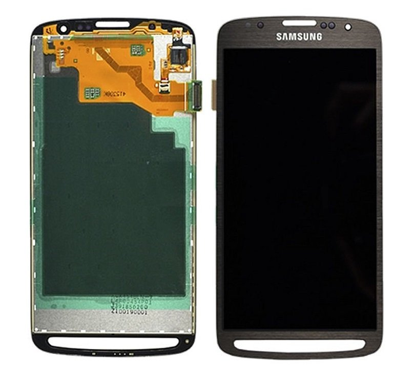 New Samsung Galaxy S4 i9295 i537 Gray Touch Screen LCD Digitizer Display+Tools