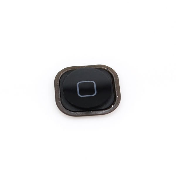 New iPod Touch 5th Gen Replacement Black Home Button Rubber Gasket