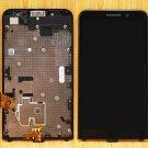 New BlackBerry Z30 Touch Screen Digitizer LCD Full Assembly Frame