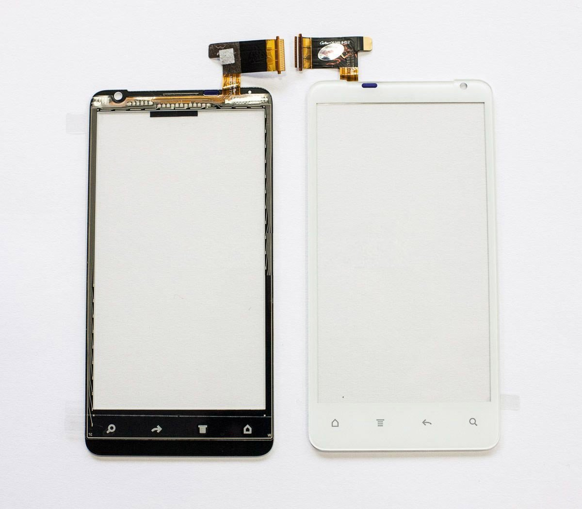 New HTC Vivid 4G AT&T White Glass Touch Screen Digitizer Repair Replacement Part