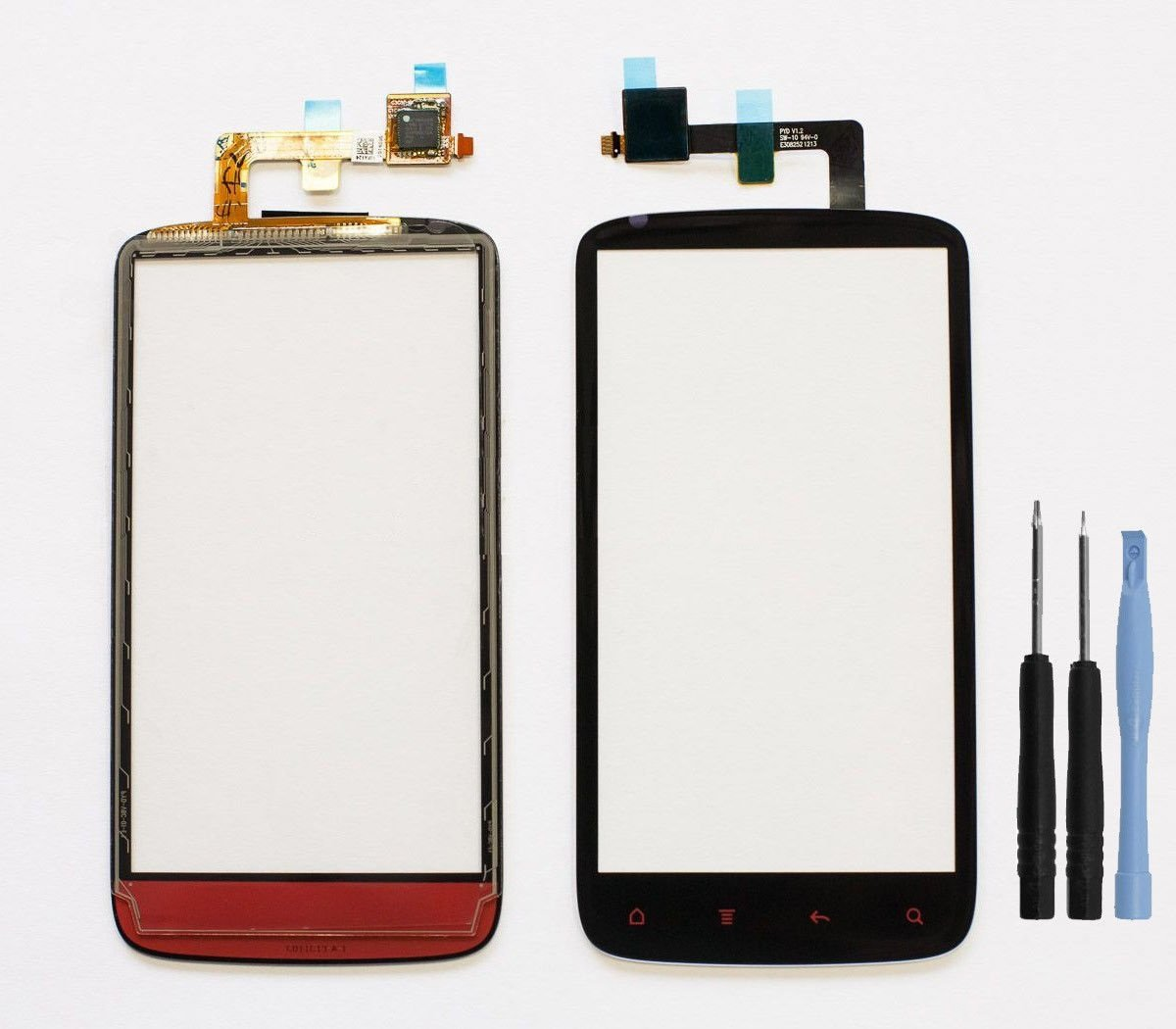 HTC Sensation XE 4G G18 Glass Touch Screen Digitizer Repair Replacement Lens