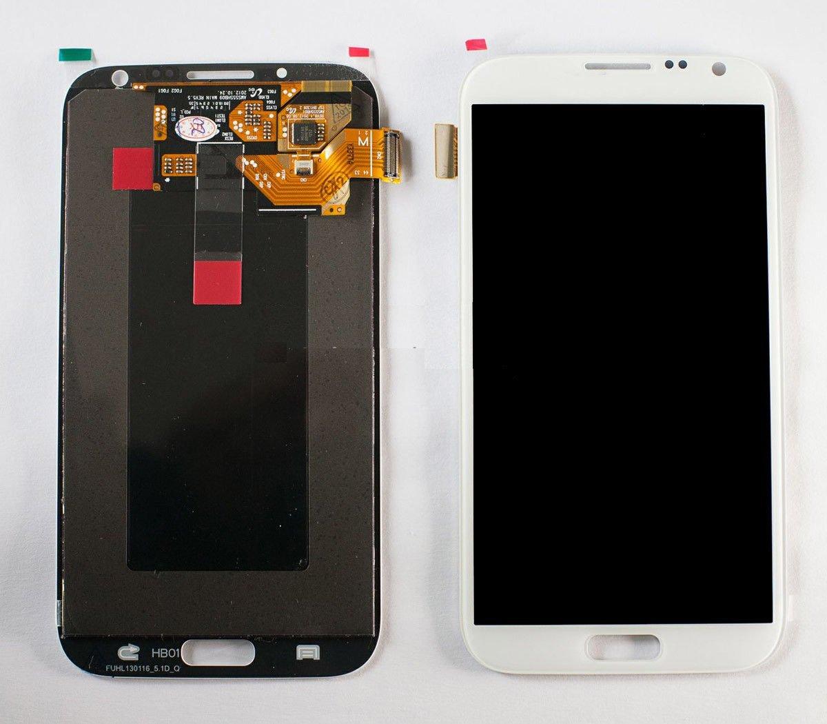 Samsung Galaxy Note 2 II T889 i605 Touch Screen Glass Digitizer LCD Assembly