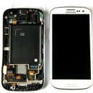 Samsung Galaxy S3 i535 R530 White Touch Screen Digitizer LCD Assembly Frame