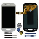 Samsung Galaxy S3 Mini i8190 White + Tool Touch Screen Digitizer LCD Assembly