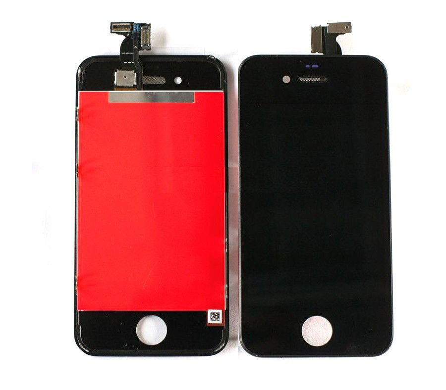 New Touch Screen Glass Digitizer LCD Replacement Assembly iPhone 4 4G AT&T GSM