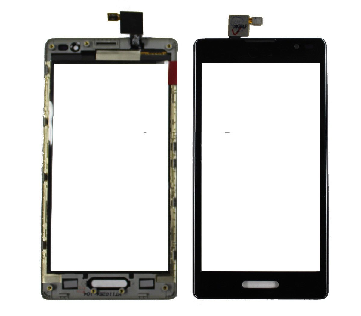 New Touch Screen Glass Digitizer Lens Replacement For LG Optimus L9 P760 Black