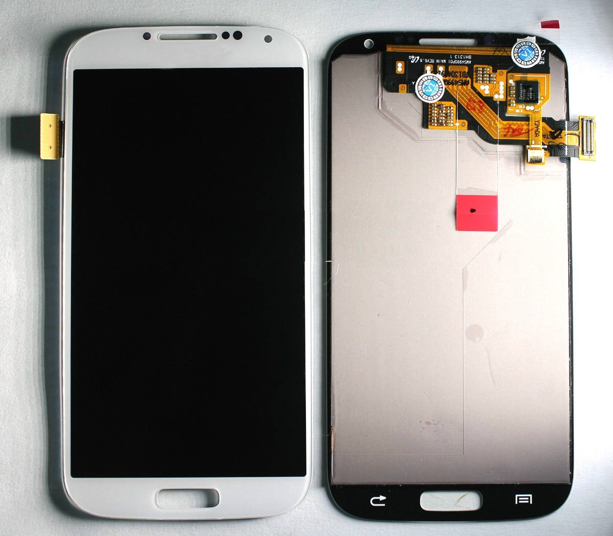 New White LCD Touch Screen Digitizer For Samsung Galaxy S4 i9500 i9505 i337