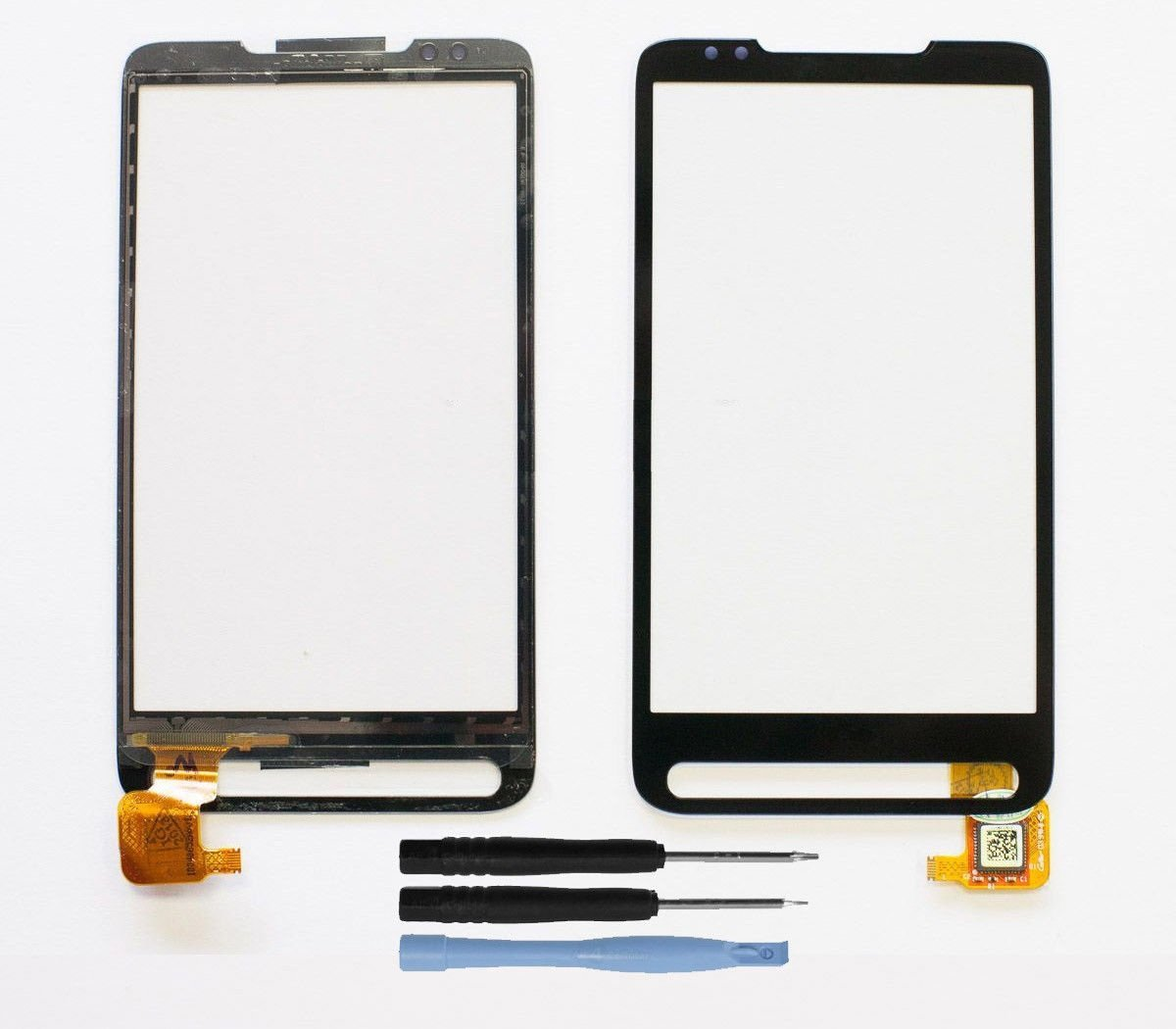 New Replacement Touch Screen Glass Digitizer Lens Repair Part for HTC HD2 HD 2