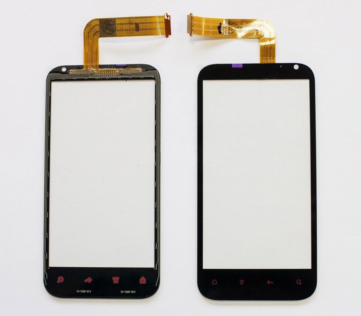 NEW HTC Rezound 4G Replacement Touch Screen Glass Digitizer Front Panel Lens