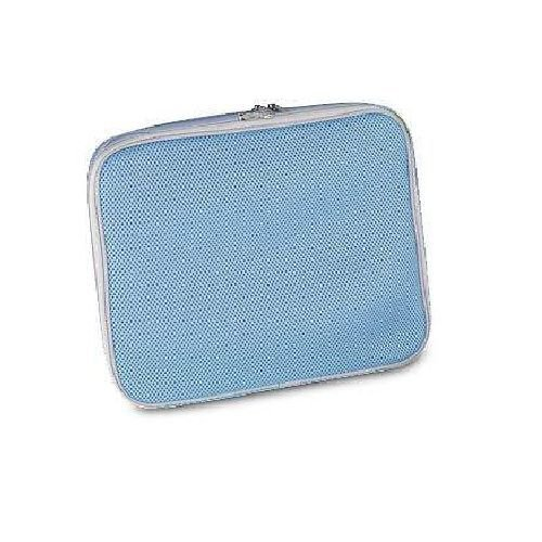 """Baby Blue MSI Mesh Zip-Up Softcase for Netbooks Up To 12"""" G34-N1XXXXB-SI9"""