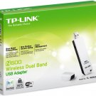 TP-Link TL-WDN3200 300Mbps 802.11b/g/n 2xBand 2.4GHz / 5GHz Wireless USB Adapter