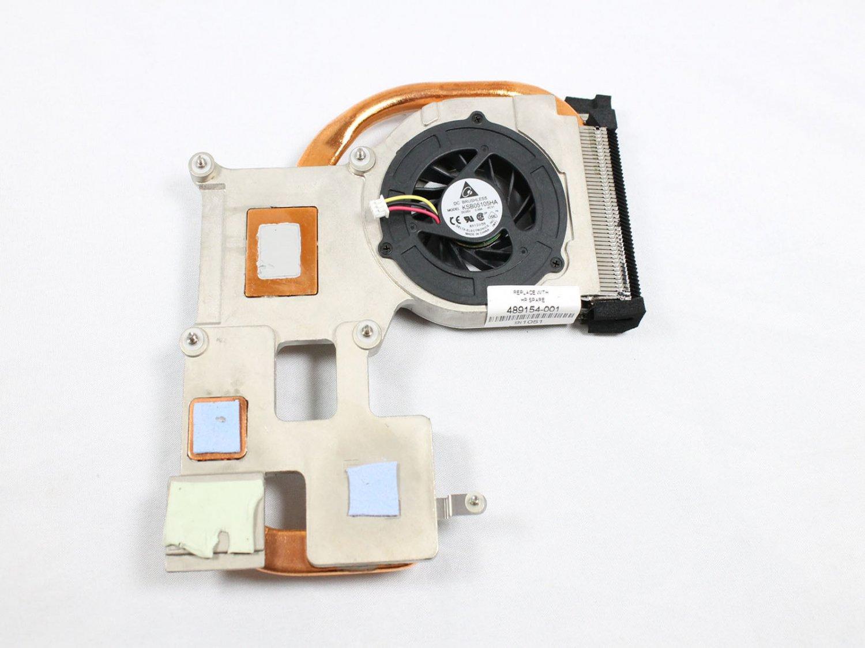 New HP G50 G60 CQ50 CQ60 Cooling Heatsink and Fan 498405-001 60.4I501.001