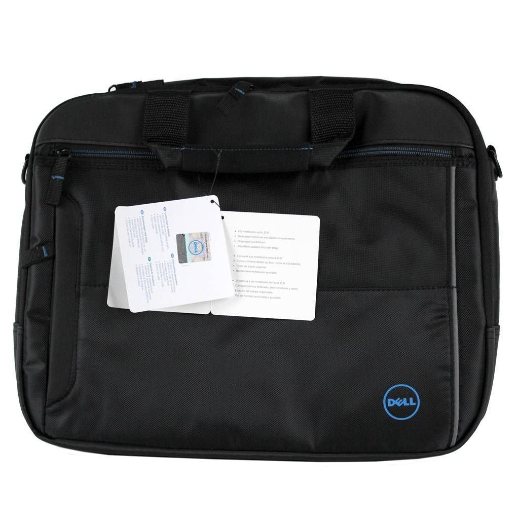 "NEW Dell Urban 2.0 Topload Laptop Carrying Case Fits up to 15.6"" - 1DWRX"