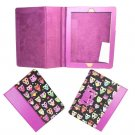 NEW Griffin Wise Eyes Folio Purple Case for iPad 2 iPad 3 (ipad cover) - GB36164