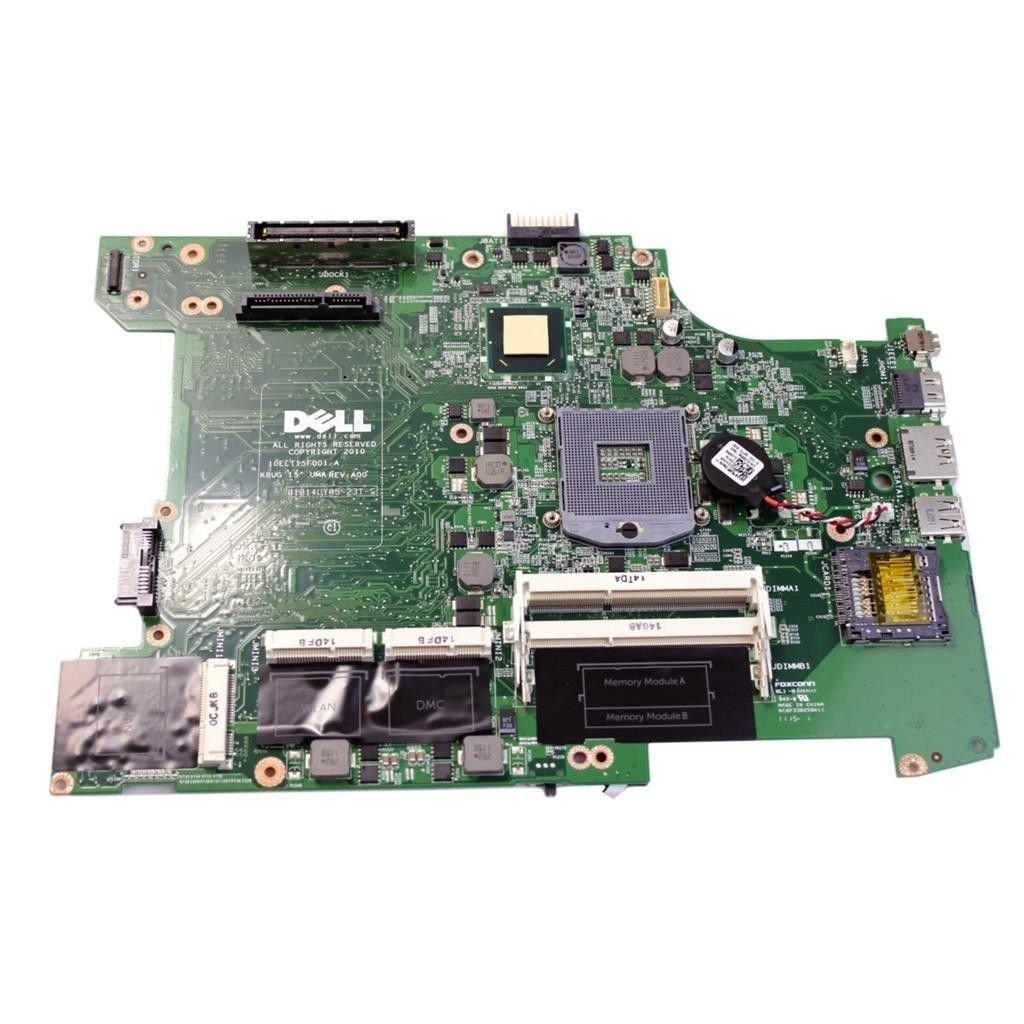 Dell Latitude E5520 Laptop Motherboard JD7TC MK86P DP7X1