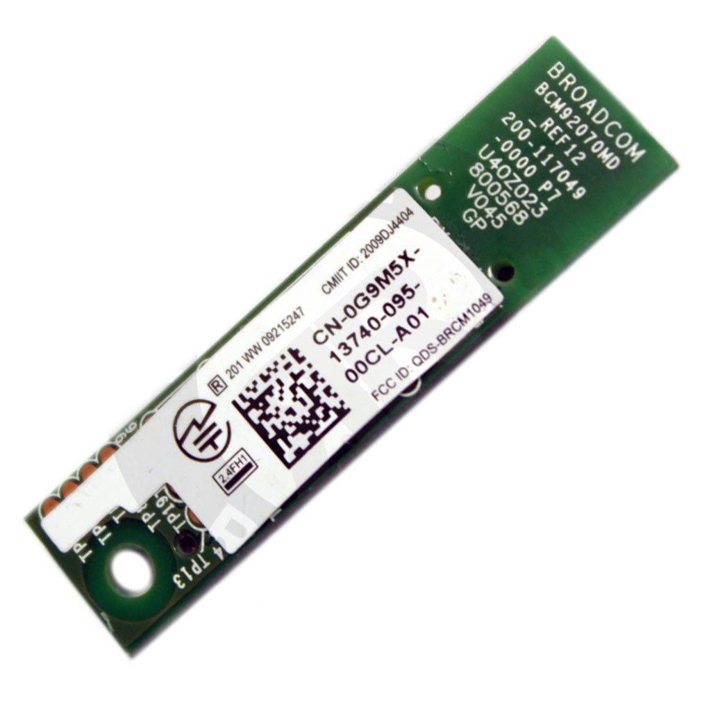 Dell Latitude E4310 E6410 E6510 Broadcom Bluetooth Card Board G9M5X
