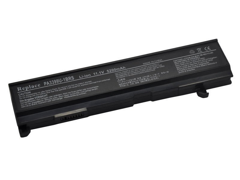 Battery for Toshiba Satellite A105 PA3399U-1BAS PA3399U-2BRS PA3399U-2BAS Laptop