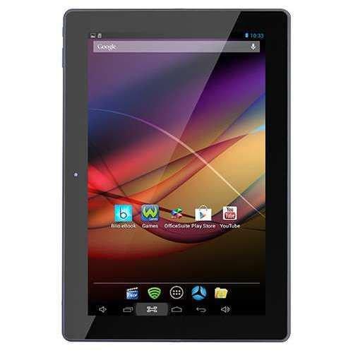 "Azpen A1320 13.3"" Tablet - Rockchip Cortex A9 Dual Core 1.60GHz, Android 4.2 Jel"