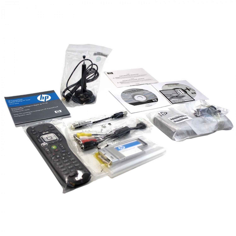 New HP Express Card Digital Analog TV Tuner Kit RM438AV
