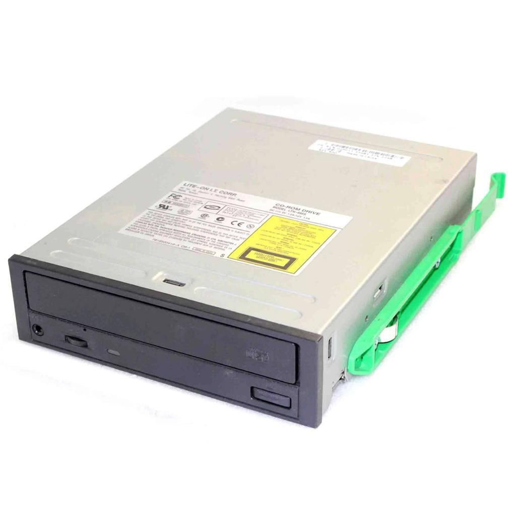 Dell Lite-On Internal IDE 48x 5.25IN Form Factor CD-Rom Drive - 2P011