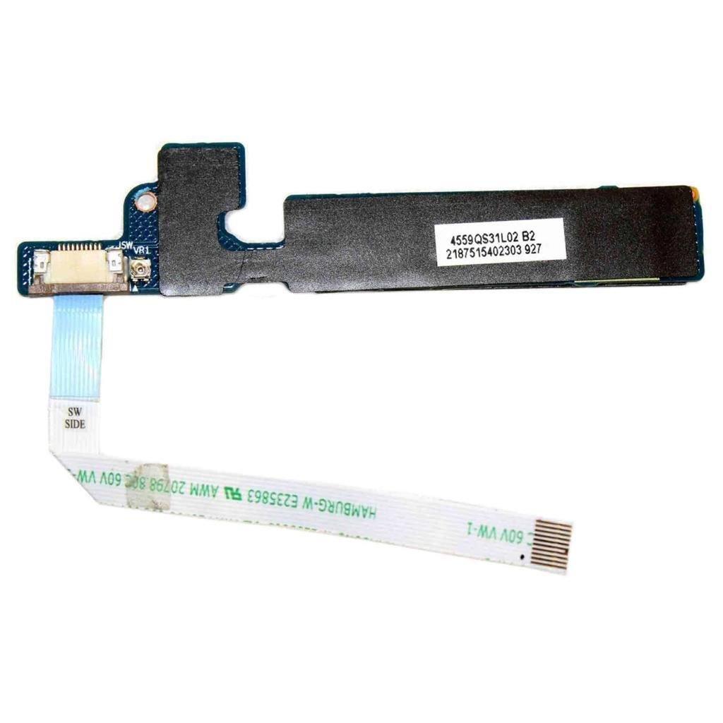 Dell Latitude E4200 LED Indicator Multimedia Board - LS-429CP