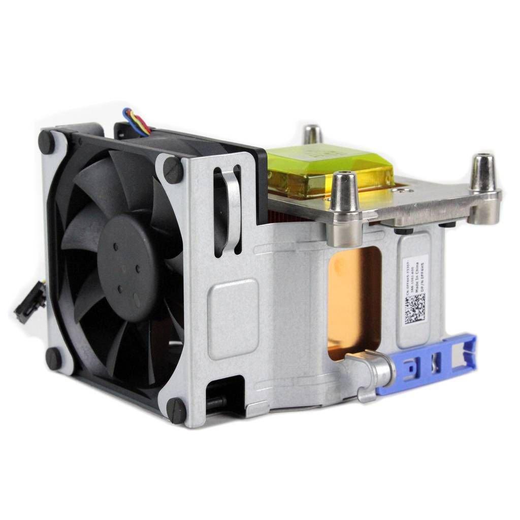 New OEM Dell Optiplex XE CPU Headsink Fan Shroud Assembly FF4H5