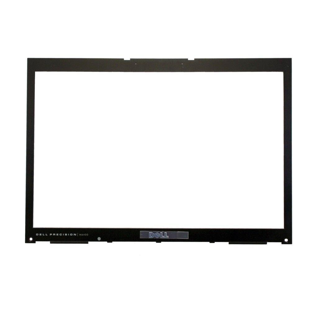 """Dell Precision M6400 17"""" LCD Bezel no/Cam - G749F"""