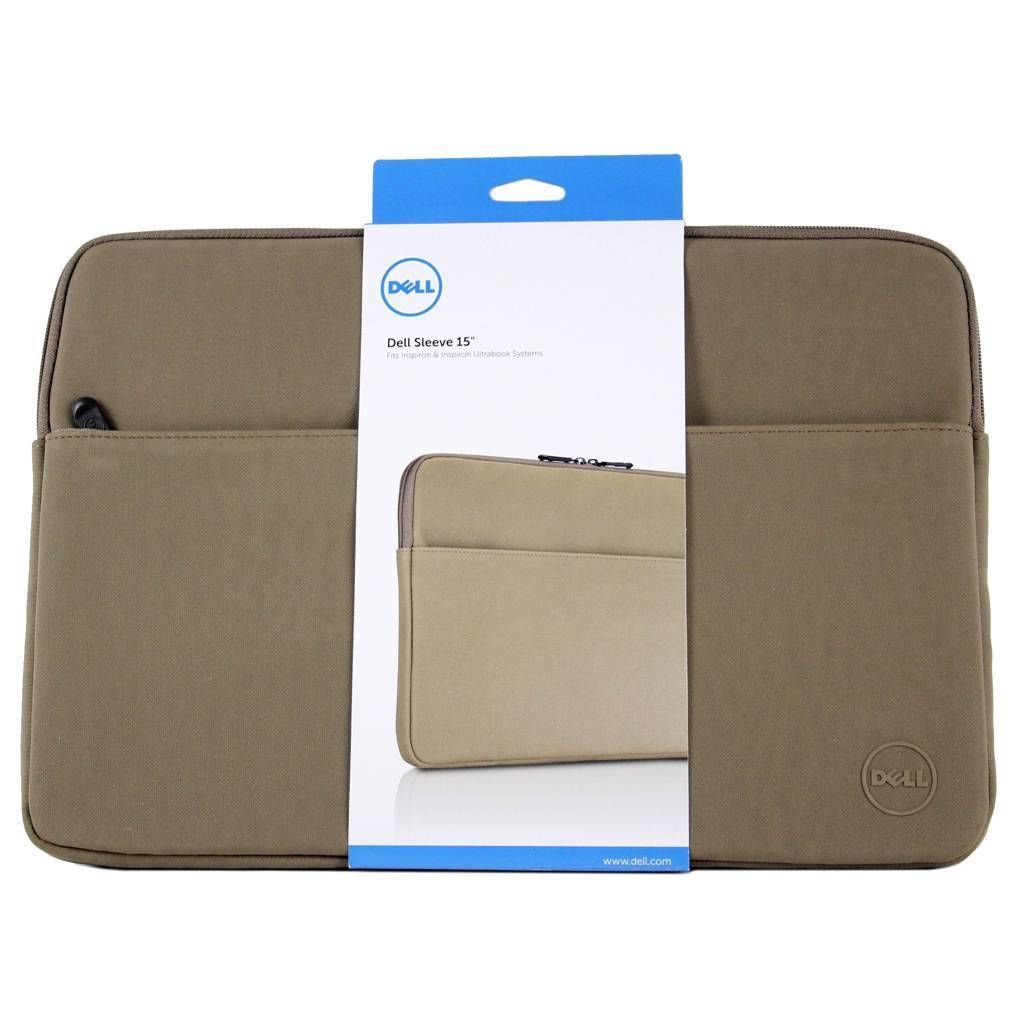 """NEW Genuine Dell Sleeve - Fits up to 15.6"""" - Notebook Laptop Case - TW04T"""