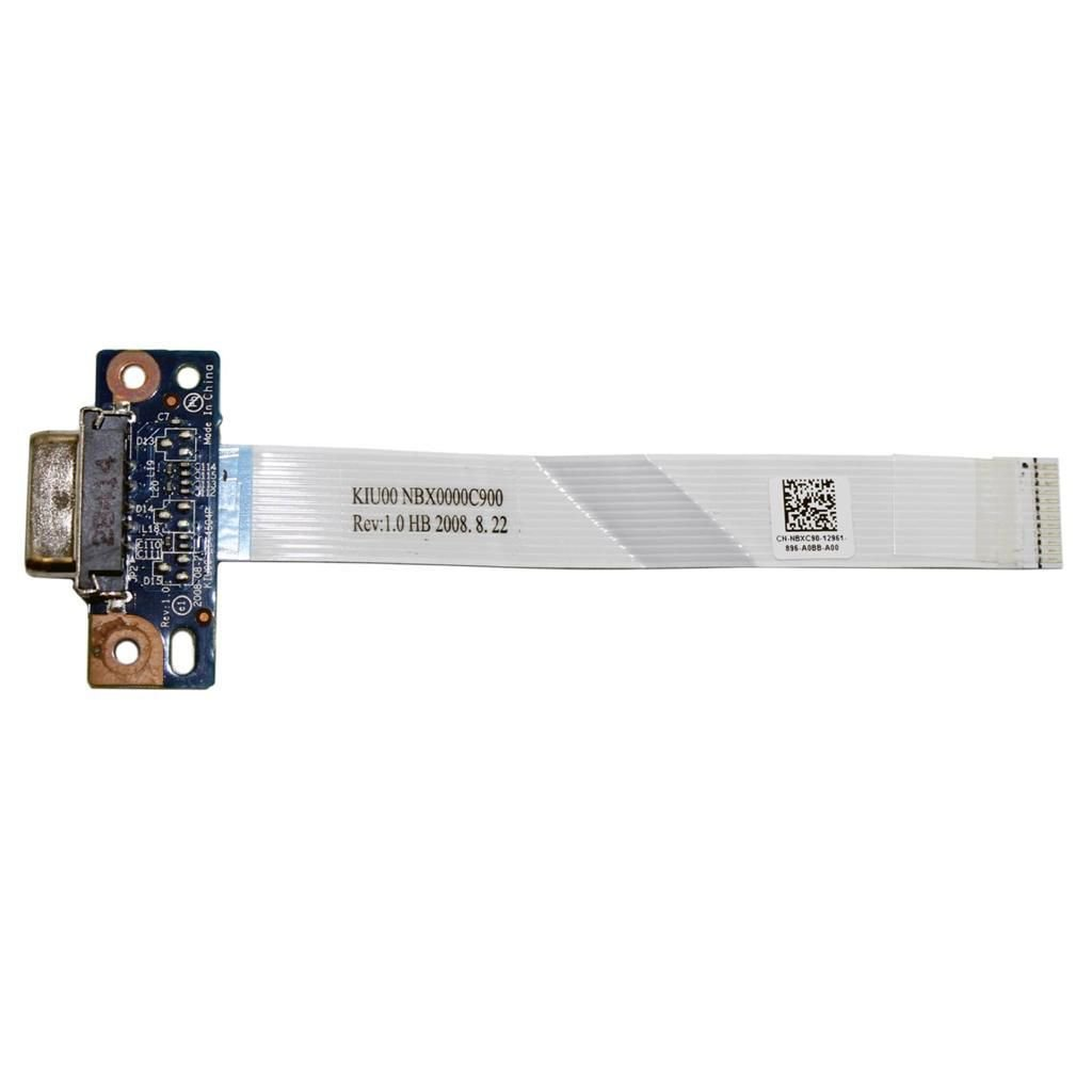 Dell Inspiron 1210 Series VGA Board Panel with Cable - Y963H