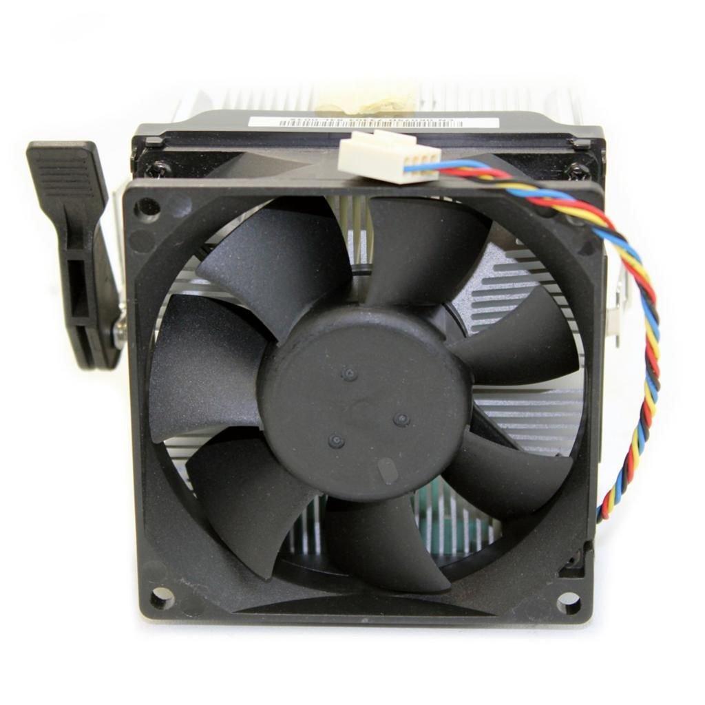 LOT of 2 OEM Dell Inspiron 531 MT CPU Heatsink & Fan Assembly K075D