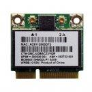 HP Pavilion G7 Wireless B-G-N Mini PCI Card Broadcom Network Adapter -593732-001