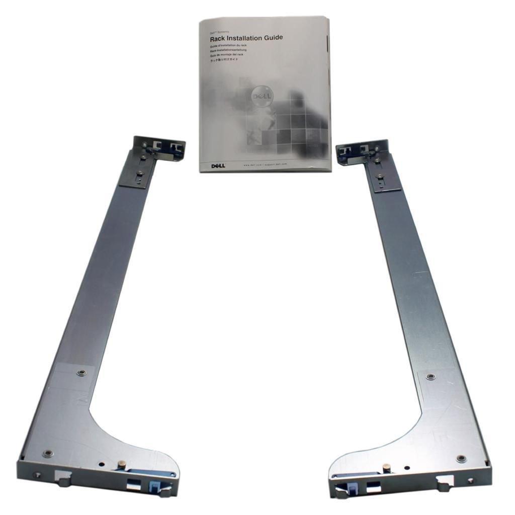 Dell PowerVault 3U Rapid Rails for PV200s PV210s PV221s PV220s - 91PJX