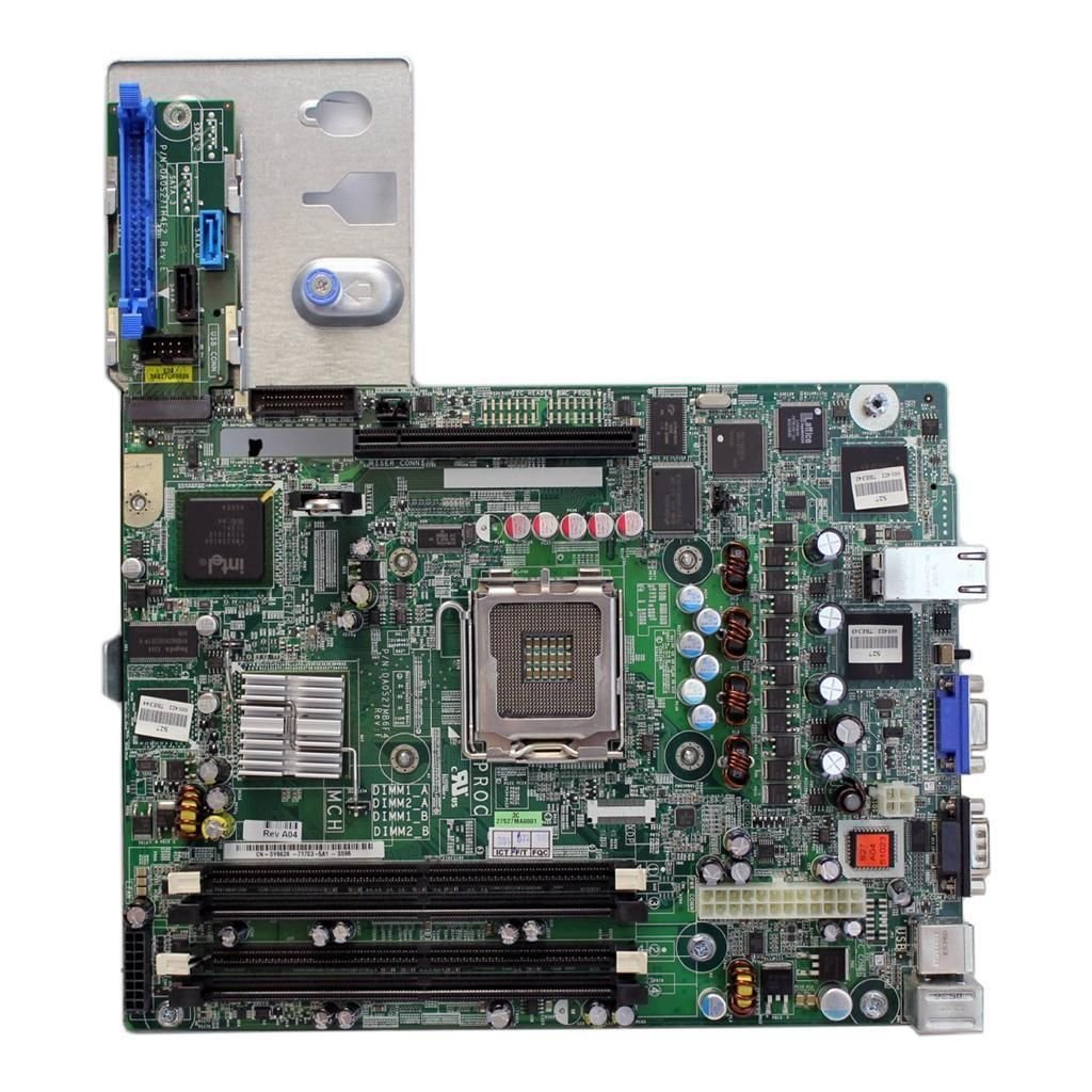 Dell PowerEdge 850 Server System Motherboard - Y8628