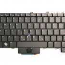 New Dell Latitude E4300 CROATIAN Backlit Laptop Keyboard H651G NSK-DG11F