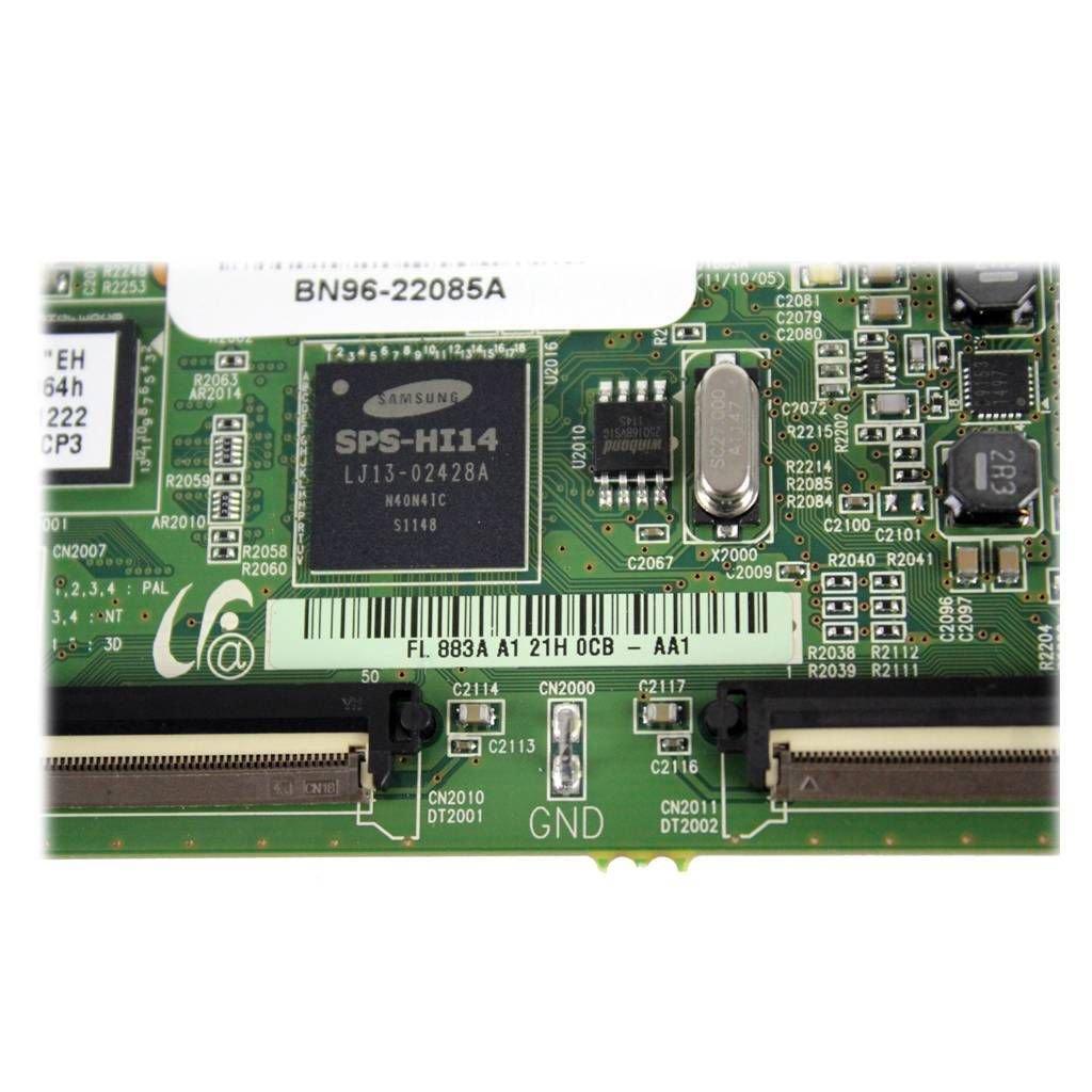 Samsung TV Main Logic CTRL Board - BN96-22085A