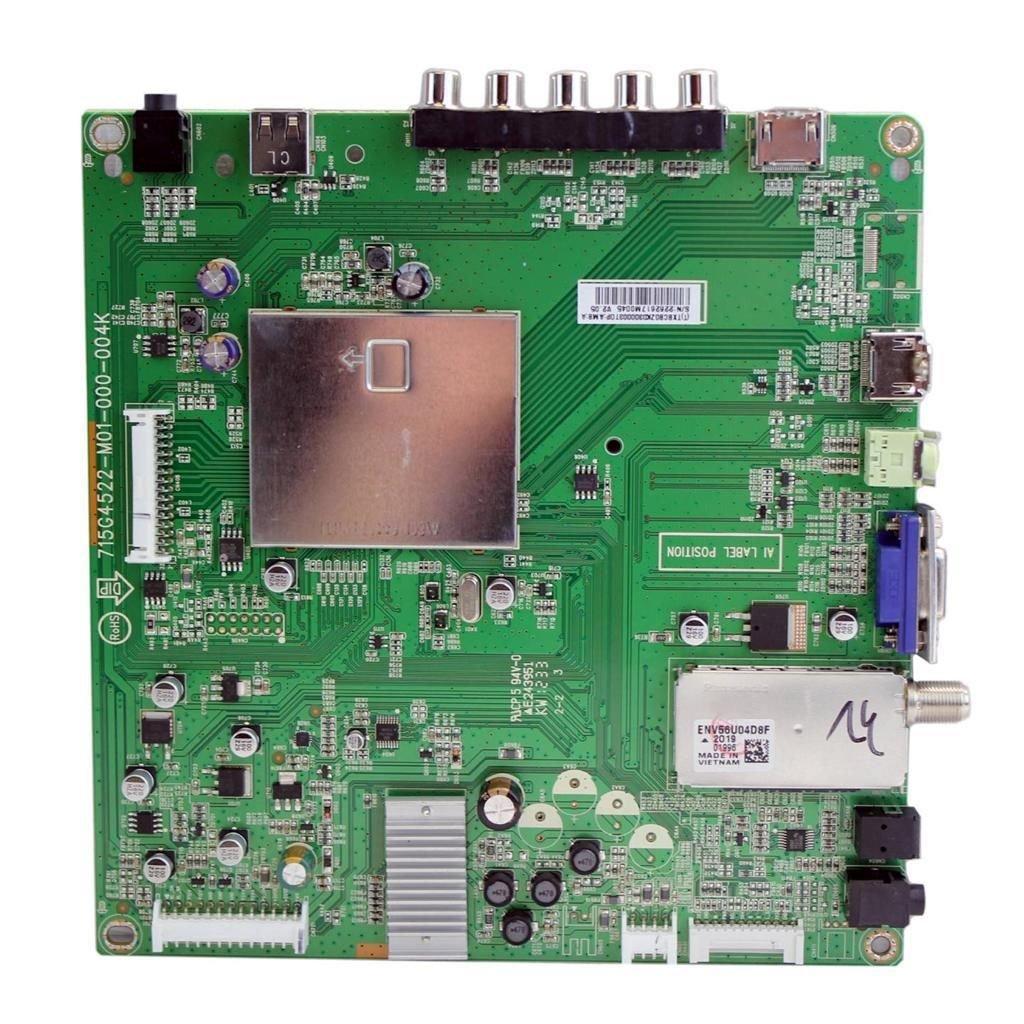 """Dynex 32"""" TV DX32L221A12 Main Board 715G4522-M01-000-004K - TXBCB0ZK0300003"""