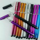 X6 Writing and Capacitive Stylus Pen for New Apple iPad IPONE & All Touch screen