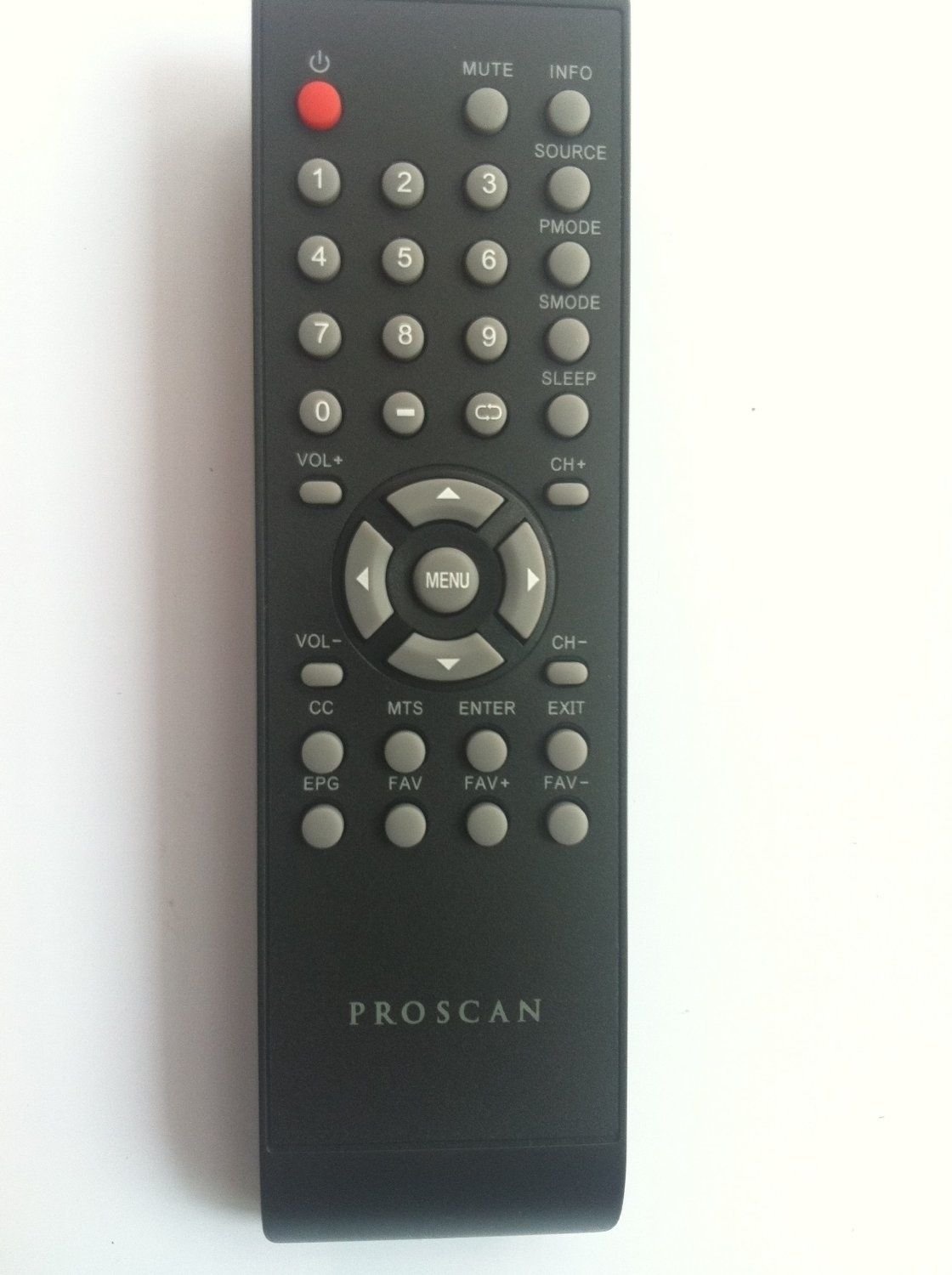 New Proscan remote for PLC3708A PLDED3992A-C PLDED5066A-E PLED4274A PLED2243A TV