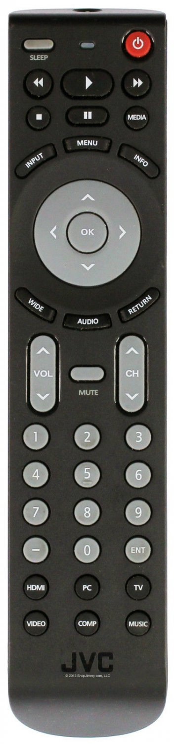 JVC RMT-JR01 Original New Remote Control