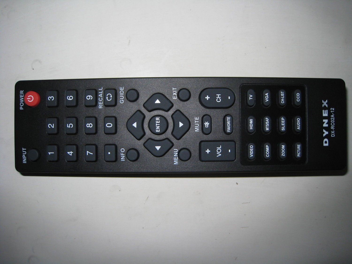 New Original DYNEX LCD LED TV Remote For all DYNEX LED LCD TV