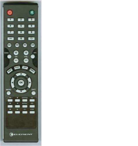 ELEMENT JX8036A ORIGINAL TV REMOTE FOR ELCFT194  ELCFW324 ELDFT404 ELDFW322