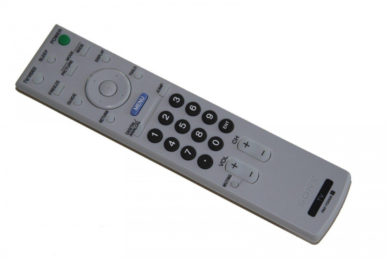 SONY RM-YD005 LCD TV REMOTE FOR KDL-23S2000, KDL-23S2010, KDL-26S2000